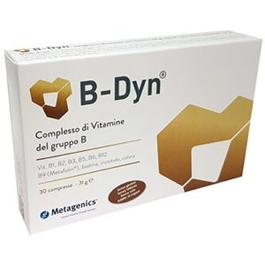B-Dyn-30-compresse-Integratore-Vitamine-b
