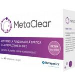Metaclear 60 compresse