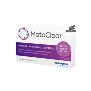 Metaclear-30-compresse